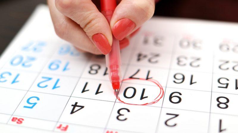 Календарь зачатия: как рассчитать благоприятные дни для зачатия ребенка