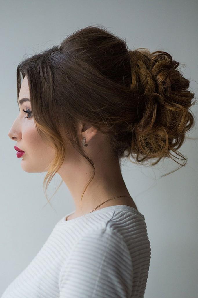 Кудри на средние волосы − 6 вариантов, как сделать красивые кудри в домашних условиях, с фото