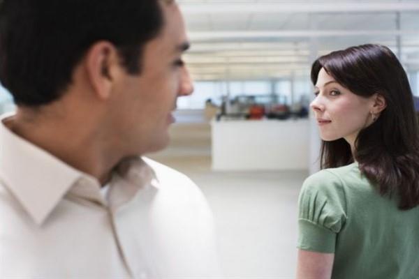 Любовь нечаянно нагрянет… в офисе