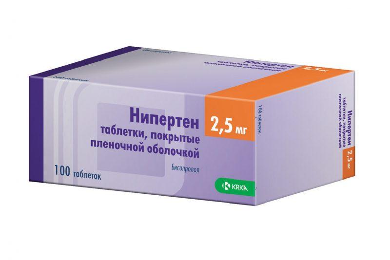 Бисопролол: аналоги и заменители гипотензивного препарата