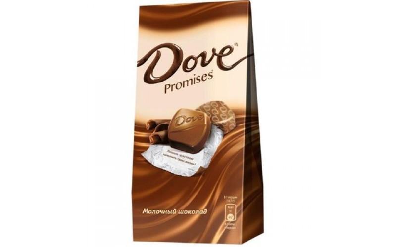 Шоколад Дав (Dove): состав, производитель, калорийность, ассортимент вкусов