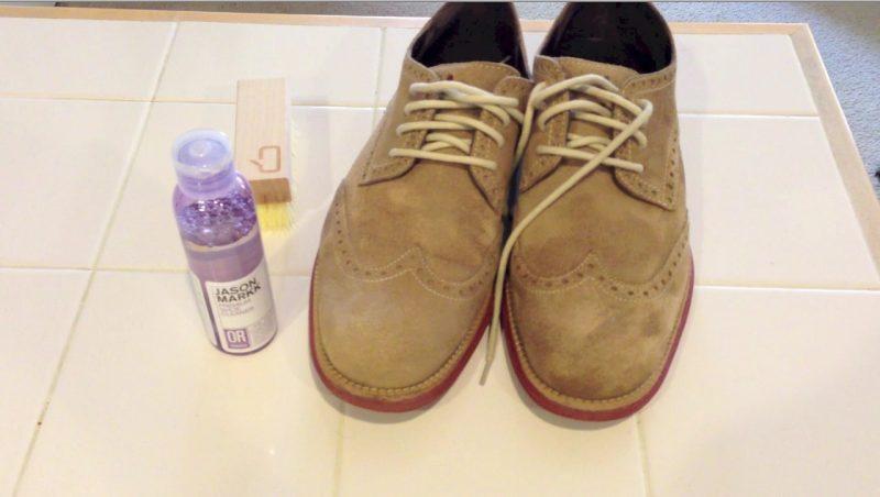 Как почистить замшу и замшевую обувь в домашних условиях?