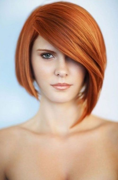 Прически Боб на короткие, средние и длинные волосы – 7 красивых вариантов с чёлкой и без