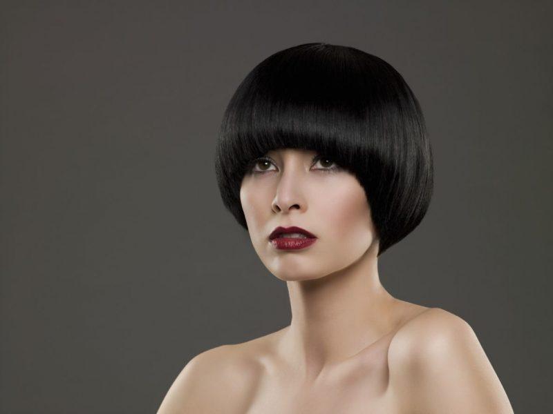 Стрижки на средние волосы, придающие объем