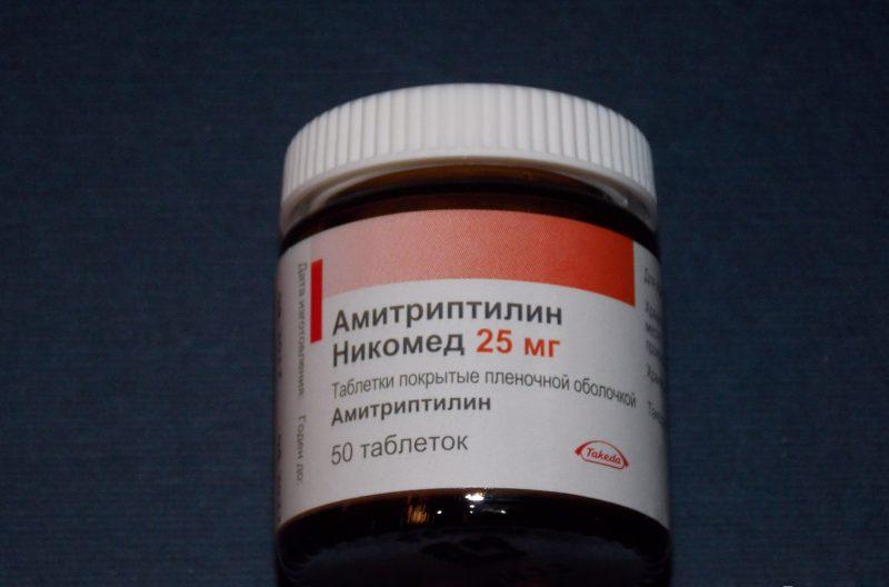 Амитриптилин: аналоги, состав, инструкция по применению антидепрессанта