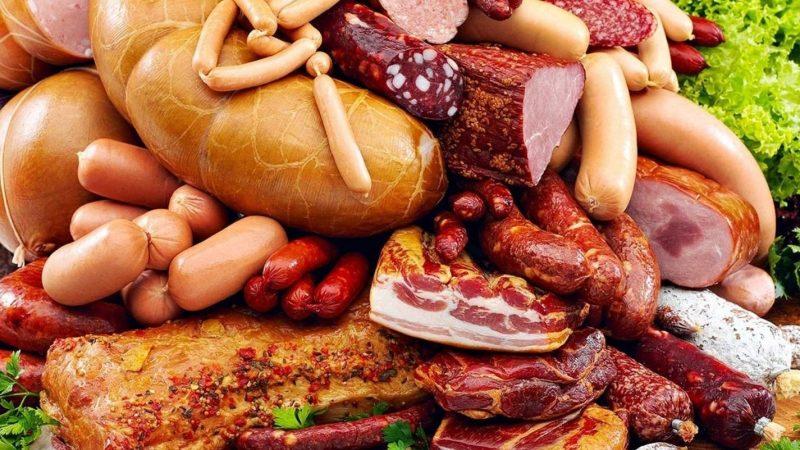 В каких продуктах питания больше всего цинка: таблица