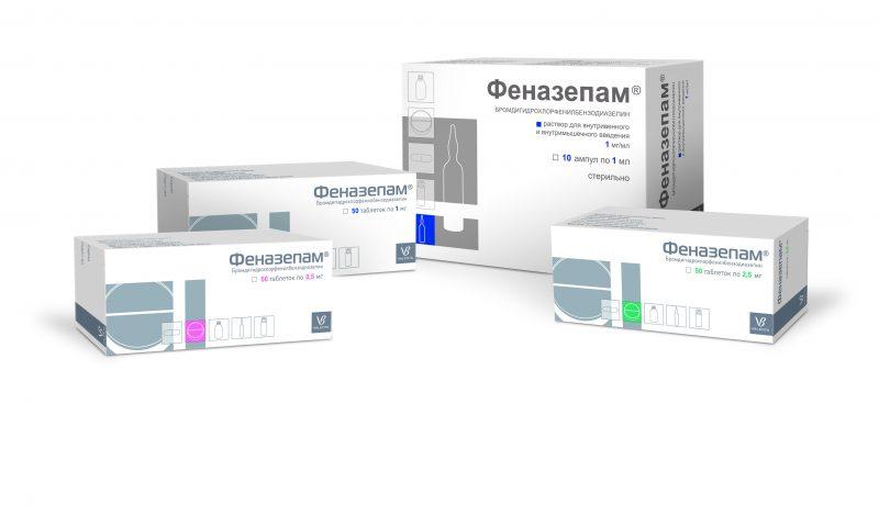 Феназепам: побочные действия и противопоказания, состав, инструкция по применению транквилизатора