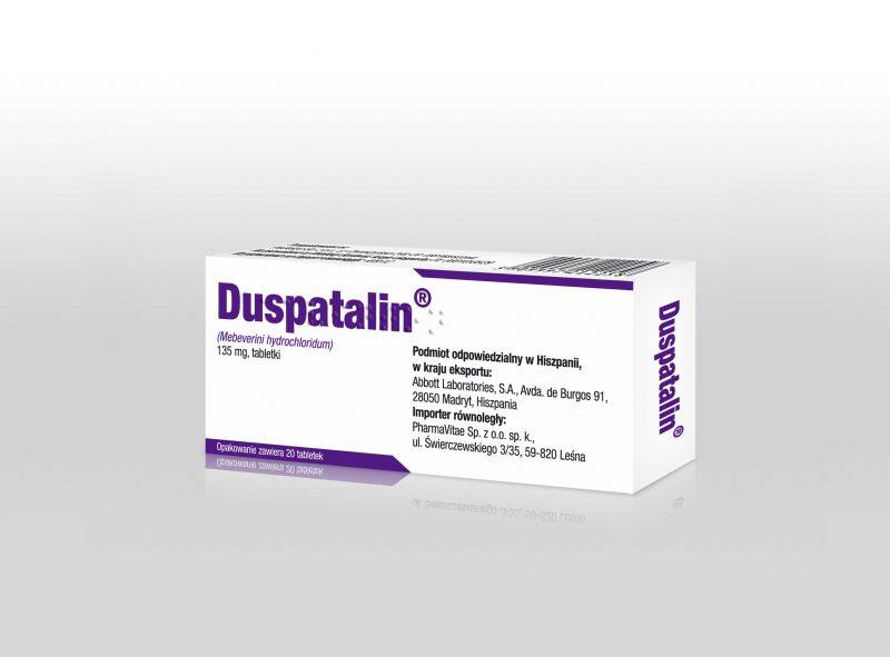 Дюспаталин: инструкция по применению, показания и противопоказания, дозировка, состав, аналоги