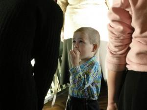 Как научить ребёнка поститься?