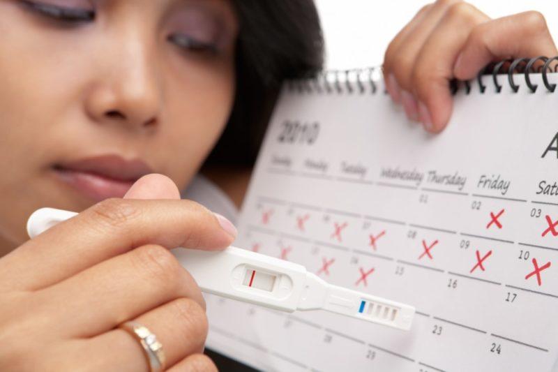 Месячных нет, тест отрицательный — что это значит: причины задержки месячных, кроме беременности