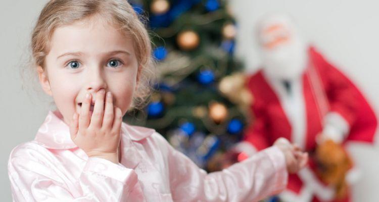 «Мама, а Дед Мороз правда существует?»