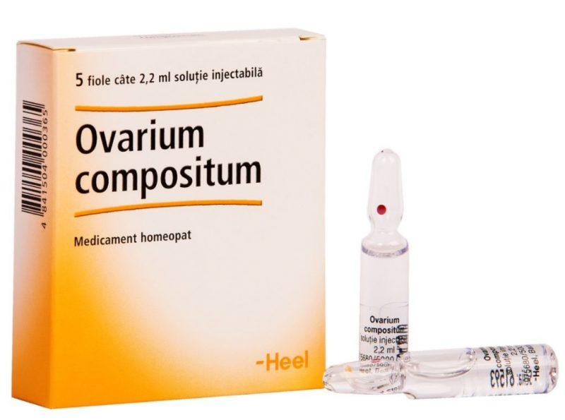 Овариум Композитум: инструкция по применению гомеопатического препарата в уколах, состав, аналоги