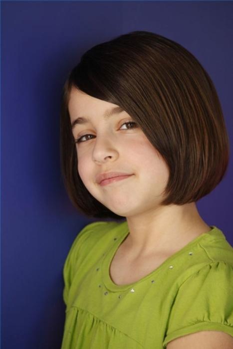 Детские стрижки для девочек: модные красивые стрижки для маленьких девочек и подростков, фото