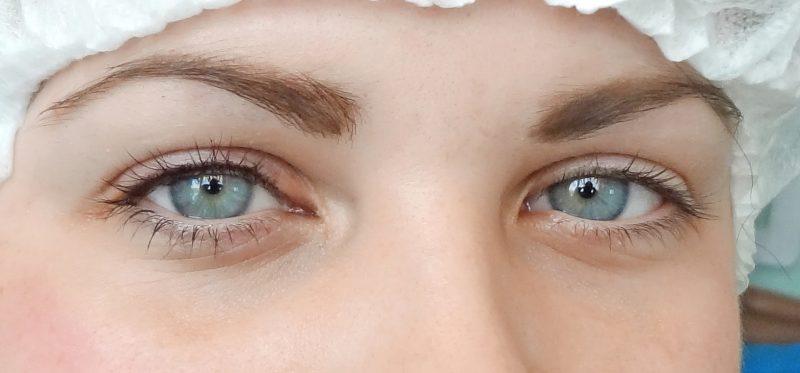 Татуаж межресничного пространства глаз: как делают и сколько держится, плюсы и минусы процедуры