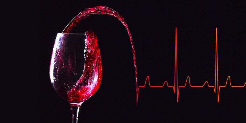 Сколько калорий в вине — красном и белом, польза и вред спиртного напитка