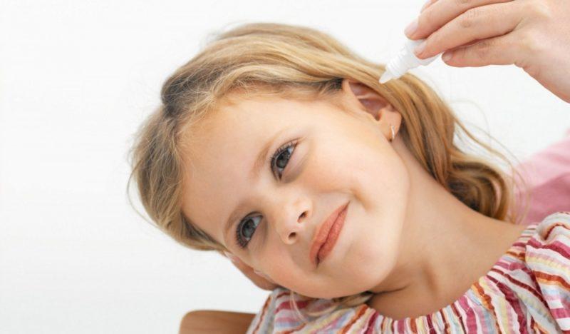 Отипакс: инструкция для детей, состав и дозировка ушных капель, аналоги