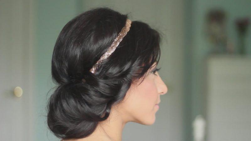 Прически на средние волосы: красивые и модные, свадебные, на выпускной и на каждый день