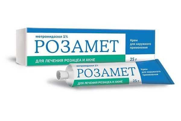 Розамет крем: инструкция по применению, состав, аналоги антибактериального крема