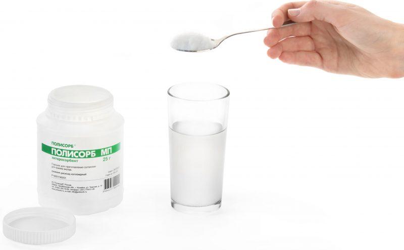 Полисорб для похудения: как правильно принимать для очищения организма и снижения веса