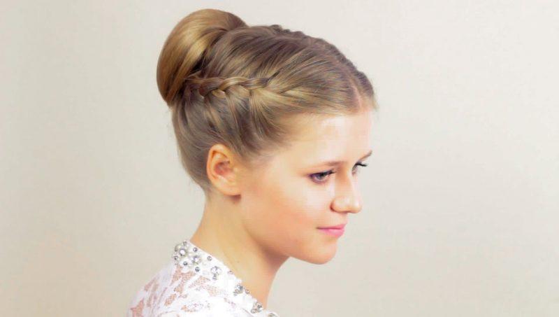 Прически для девочек: на длинные, короткие и средней длины волосы