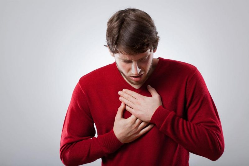 Симптомы пневмонии у взрослых без температуры: первые признаки воспаления легких, виды заболевания, диагностика