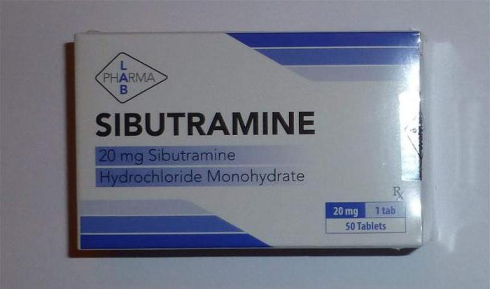 Сибутрамин: чем опасен для человека, препараты с сибутрамином, побочные эффекты и противопоказания