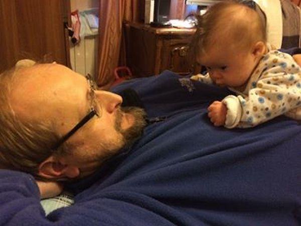 В своей дочке я люблю все