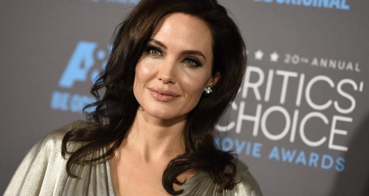 Анджелина Джоли: «Мне нравится менопауза»