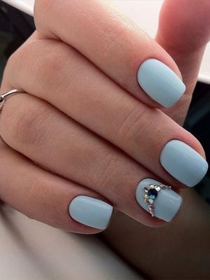 Простой дизайн ногтей: 5 идей простого, но очень красивого маникюра в домашних условиях