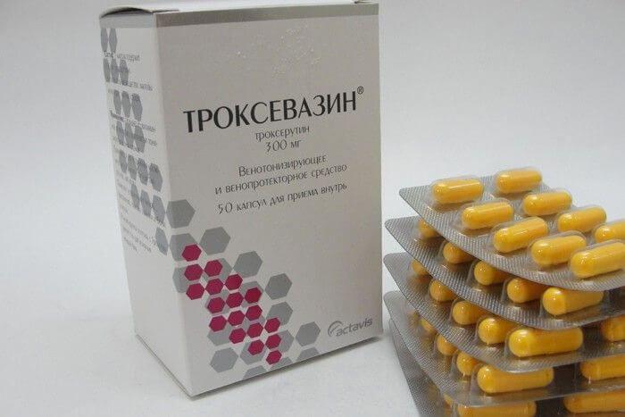 Троксевазин таблетки: инструкция по применению, от чего помогают, аналоги