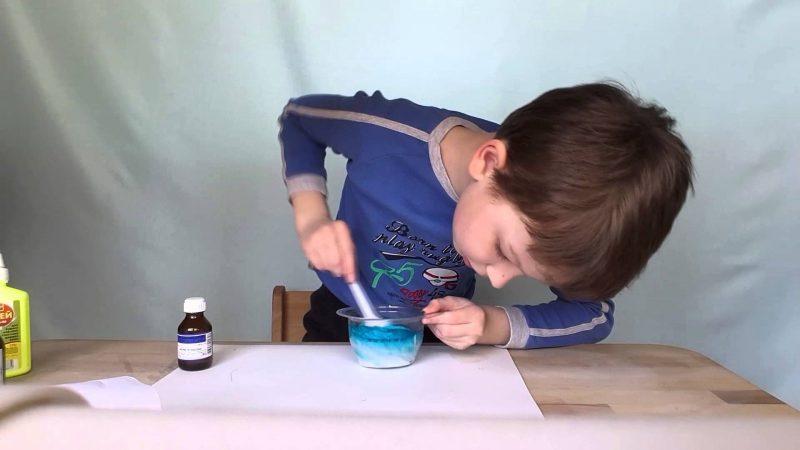 Как сделать лизуна в домашних условиях – 12 способов