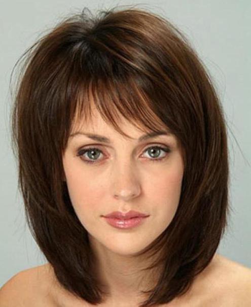 Стрижки на средние волосы: 12 вариантов модных и стильных женских стрижек с фото