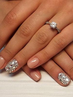Дизайн ногтей шеллак: идеи красивого маникюра на короткие и длинные ногти, фото