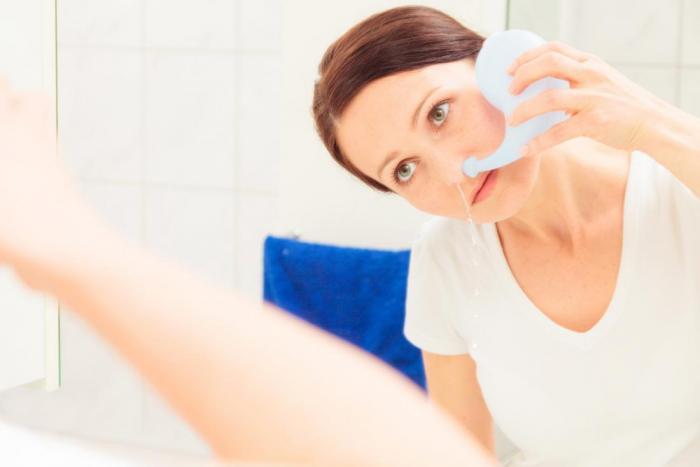 Кукушка — промывание носа по Проетцу: описание, подготовка к процедуре, показания и противопоказания, возможные осложнения