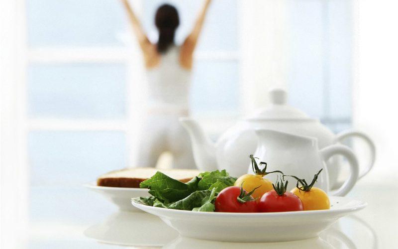 Правильное питание для похудения: меню и рецепты на день, неделю