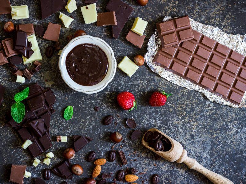 Польза шоколада для здоровья человека, какой шоколад полезен, возможный вред и противопоказания