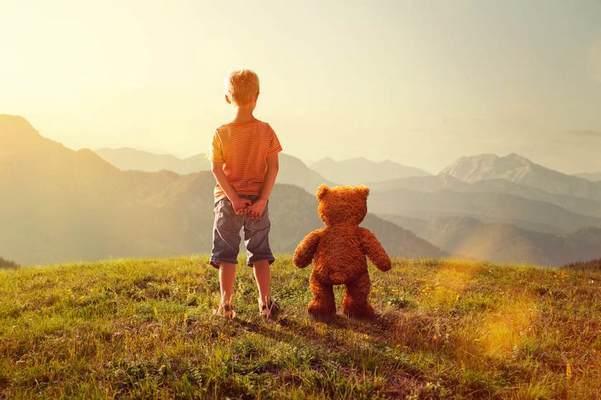 Воображаемый друг: почему дети выдумывают себе приятелей