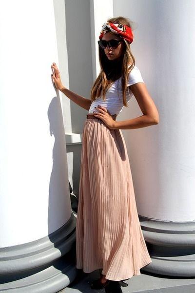 Плиссированная юбка – более 10 образов с плиссированной юбкой, с чем носить, как гладить и стирать