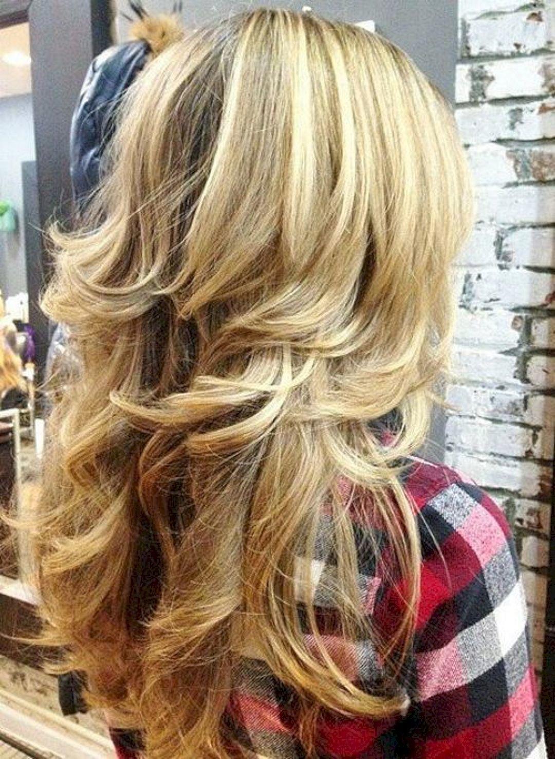 Стрижка каскад на длинные волосы с челкой и без – 6 вариантов с фото