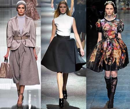 Лучшие наряды зимушки-зимы: женственно и тепло!