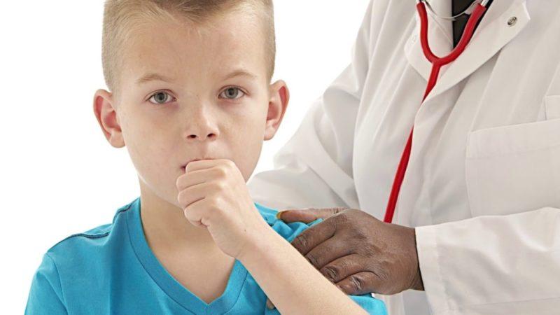 Микстура от кашля для детей сухая: инструкция по применению, состав, дозировка