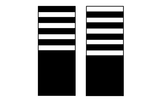 Полоска: полнит, стройнит, укорачивает, удлиняет