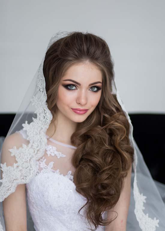 Прически для круглого лица — 42 варианта женских причесок на короткие, средние и длинные волосы, с челкой и без, фото