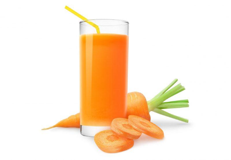 Морковный сок: польза и вред для печени, как принимать