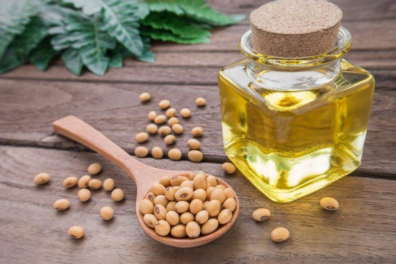Соевое масло: польза и вред, применение в косметологии и в кулинарии, противопоказания