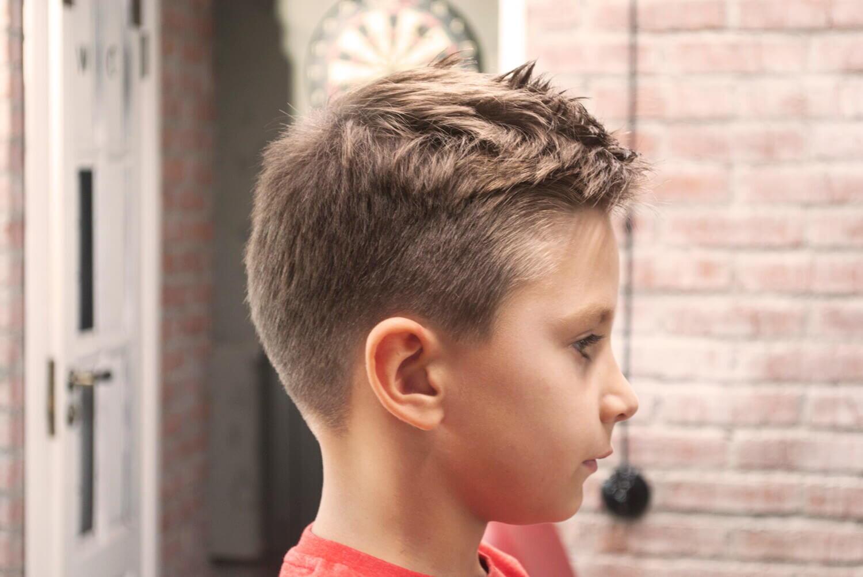 Прически для мальчиков: модные и стильные прически и стрижки для детей и подростков, новинки 2018 года с фото