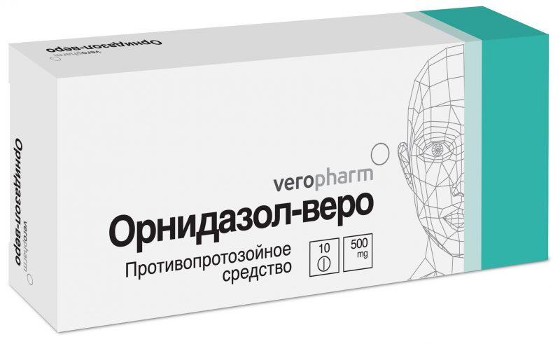 Метронидазол: инструкция по применению, формы выпуска, аналоги