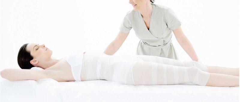 Бандажное обертывание: виды, особенности проведения процедуры, как сделать обертывание для похудения в домашних условиях и в салоне