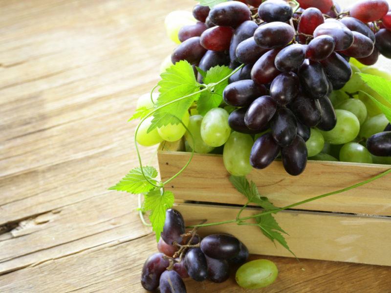 Сколько калорий в винограде разных сортов, полезные свойства ягод, можно ли есть при похудении