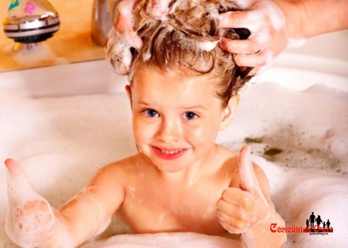 Сумели помыть головы - Мы молодцы!